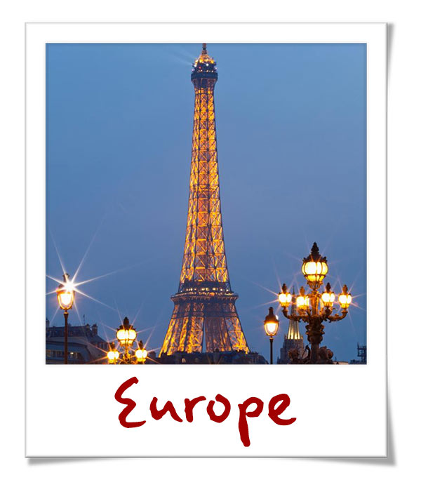 Galery of Europe Images