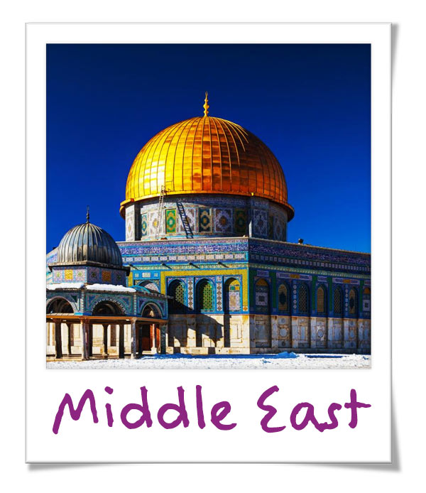 Galery of Middle East Images